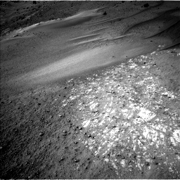 Nasa's Mars rover Curiosity acquired this image using its Left Navigation Camera on Sol 958, at drive 1132, site number 46