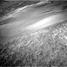 Nasa's Mars rover Curiosity acquired this image using its Left Navigation Camera on Sol 958, at drive 1144, site number 46