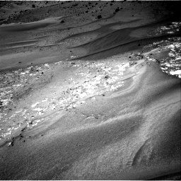 Nasa's Mars rover Curiosity acquired this image using its Right Navigation Camera on Sol 958, at drive 1108, site number 46