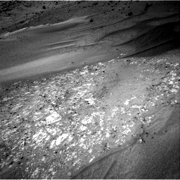 Nasa's Mars rover Curiosity acquired this image using its Right Navigation Camera on Sol 958, at drive 1120, site number 46