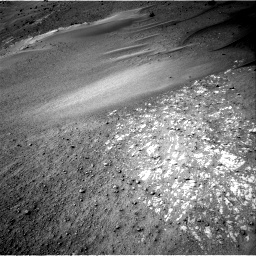 Nasa's Mars rover Curiosity acquired this image using its Right Navigation Camera on Sol 958, at drive 1138, site number 46
