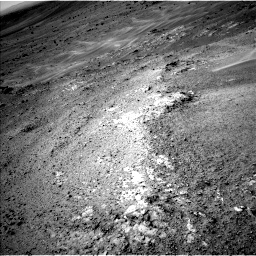 Nasa's Mars rover Curiosity acquired this image using its Left Navigation Camera on Sol 960, at drive 1174, site number 46