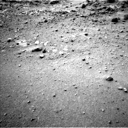 Nasa's Mars rover Curiosity acquired this image using its Left Navigation Camera on Sol 960, at drive 1282, site number 46