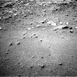 Nasa's Mars rover Curiosity acquired this image using its Left Navigation Camera on Sol 960, at drive 1294, site number 46