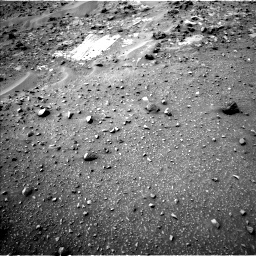 Nasa's Mars rover Curiosity acquired this image using its Left Navigation Camera on Sol 960, at drive 1372, site number 46