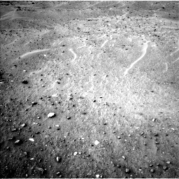 Nasa's Mars rover Curiosity acquired this image using its Left Navigation Camera on Sol 960, at drive 1600, site number 46