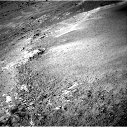 Nasa's Mars rover Curiosity acquired this image using its Right Navigation Camera on Sol 960, at drive 1168, site number 46