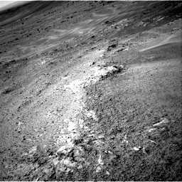 Nasa's Mars rover Curiosity acquired this image using its Right Navigation Camera on Sol 960, at drive 1174, site number 46