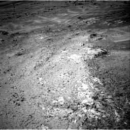 Nasa's Mars rover Curiosity acquired this image using its Right Navigation Camera on Sol 960, at drive 1180, site number 46