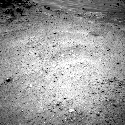 Nasa's Mars rover Curiosity acquired this image using its Right Navigation Camera on Sol 960, at drive 1204, site number 46