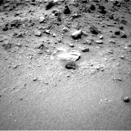 Nasa's Mars rover Curiosity acquired this image using its Right Navigation Camera on Sol 960, at drive 1246, site number 46