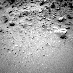 Nasa's Mars rover Curiosity acquired this image using its Right Navigation Camera on Sol 960, at drive 1252, site number 46