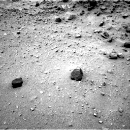 Nasa's Mars rover Curiosity acquired this image using its Right Navigation Camera on Sol 960, at drive 1270, site number 46