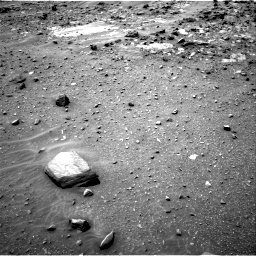 Nasa's Mars rover Curiosity acquired this image using its Right Navigation Camera on Sol 960, at drive 1324, site number 46