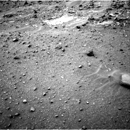 Nasa's Mars rover Curiosity acquired this image using its Right Navigation Camera on Sol 960, at drive 1348, site number 46