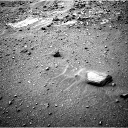 Nasa's Mars rover Curiosity acquired this image using its Right Navigation Camera on Sol 960, at drive 1354, site number 46