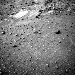 Nasa's Mars rover Curiosity acquired this image using its Right Navigation Camera on Sol 960, at drive 1372, site number 46