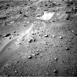 Nasa's Mars rover Curiosity acquired this image using its Right Navigation Camera on Sol 960, at drive 1384, site number 46