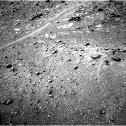 Nasa's Mars rover Curiosity acquired this image using its Right Navigation Camera on Sol 960, at drive 1402, site number 46