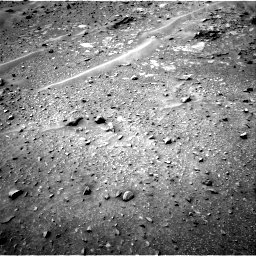 Nasa's Mars rover Curiosity acquired this image using its Right Navigation Camera on Sol 960, at drive 1408, site number 46