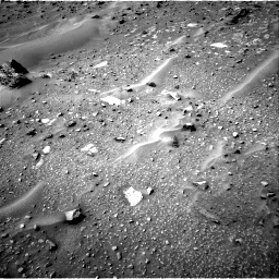 Nasa's Mars rover Curiosity acquired this image using its Right Navigation Camera on Sol 960, at drive 1426, site number 46