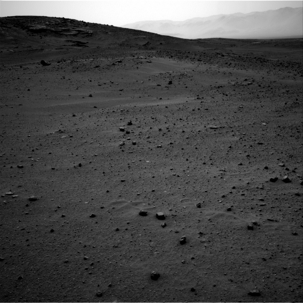 Nasa's Mars rover Curiosity acquired this image using its Right Navigation Camera on Sol 960, at drive 1676, site number 46