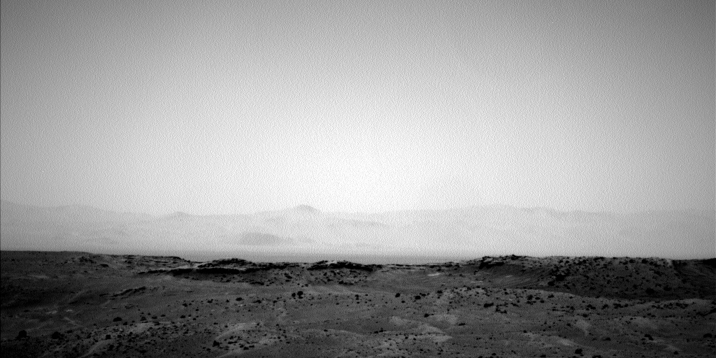 Nasa's Mars rover Curiosity acquired this image using its Left Navigation Camera on Sol 961, at drive 1676, site number 46