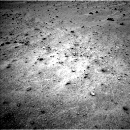 Nasa's Mars rover Curiosity acquired this image using its Left Navigation Camera on Sol 962, at drive 1692, site number 46