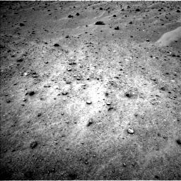 Nasa's Mars rover Curiosity acquired this image using its Left Navigation Camera on Sol 963, at drive 1716, site number 46