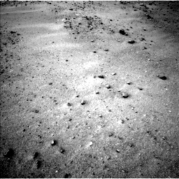 Nasa's Mars rover Curiosity acquired this image using its Left Navigation Camera on Sol 963, at drive 1782, site number 46