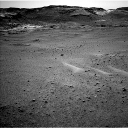 Nasa's Mars rover Curiosity acquired this image using its Left Navigation Camera on Sol 963, at drive 1794, site number 46
