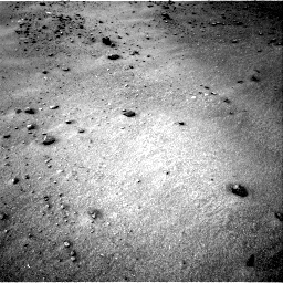 Nasa's Mars rover Curiosity acquired this image using its Right Navigation Camera on Sol 963, at drive 1776, site number 46