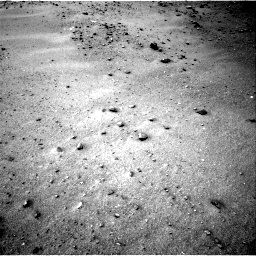 Nasa's Mars rover Curiosity acquired this image using its Right Navigation Camera on Sol 963, at drive 1782, site number 46