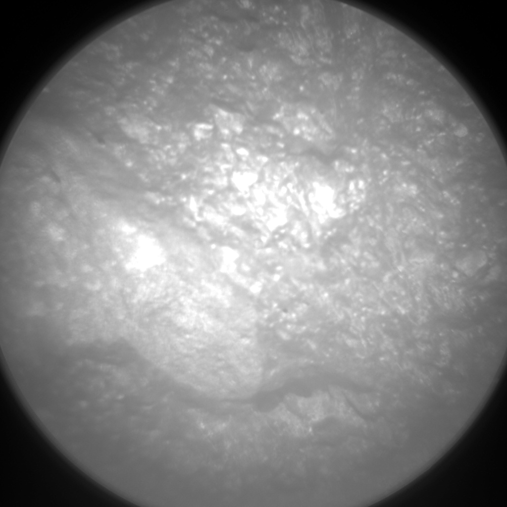 Nasa's Mars rover Curiosity acquired this image using its Chemistry & Camera (ChemCam) on Sol 964, at drive 1812, site number 46