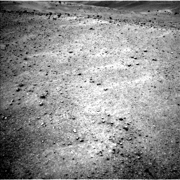 Nasa's Mars rover Curiosity acquired this image using its Left Navigation Camera on Sol 964, at drive 1854, site number 46