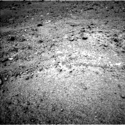 Nasa's Mars rover Curiosity acquired this image using its Left Navigation Camera on Sol 964, at drive 2022, site number 46