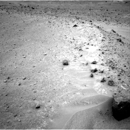 Nasa's Mars rover Curiosity acquired this image using its Right Navigation Camera on Sol 964, at drive 1824, site number 46
