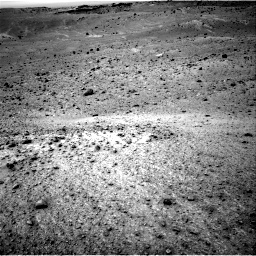 Nasa's Mars rover Curiosity acquired this image using its Right Navigation Camera on Sol 964, at drive 1980, site number 46