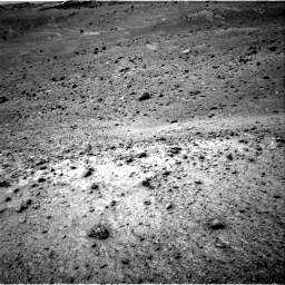 Nasa's Mars rover Curiosity acquired this image using its Right Navigation Camera on Sol 964, at drive 1992, site number 46
