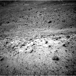 Nasa's Mars rover Curiosity acquired this image using its Right Navigation Camera on Sol 964, at drive 1998, site number 46