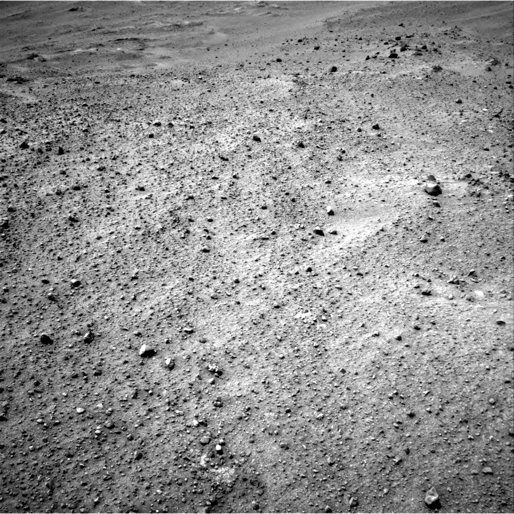 Nasa's Mars rover Curiosity acquired this image using its Right Navigation Camera on Sol 964, at drive 2010, site number 46