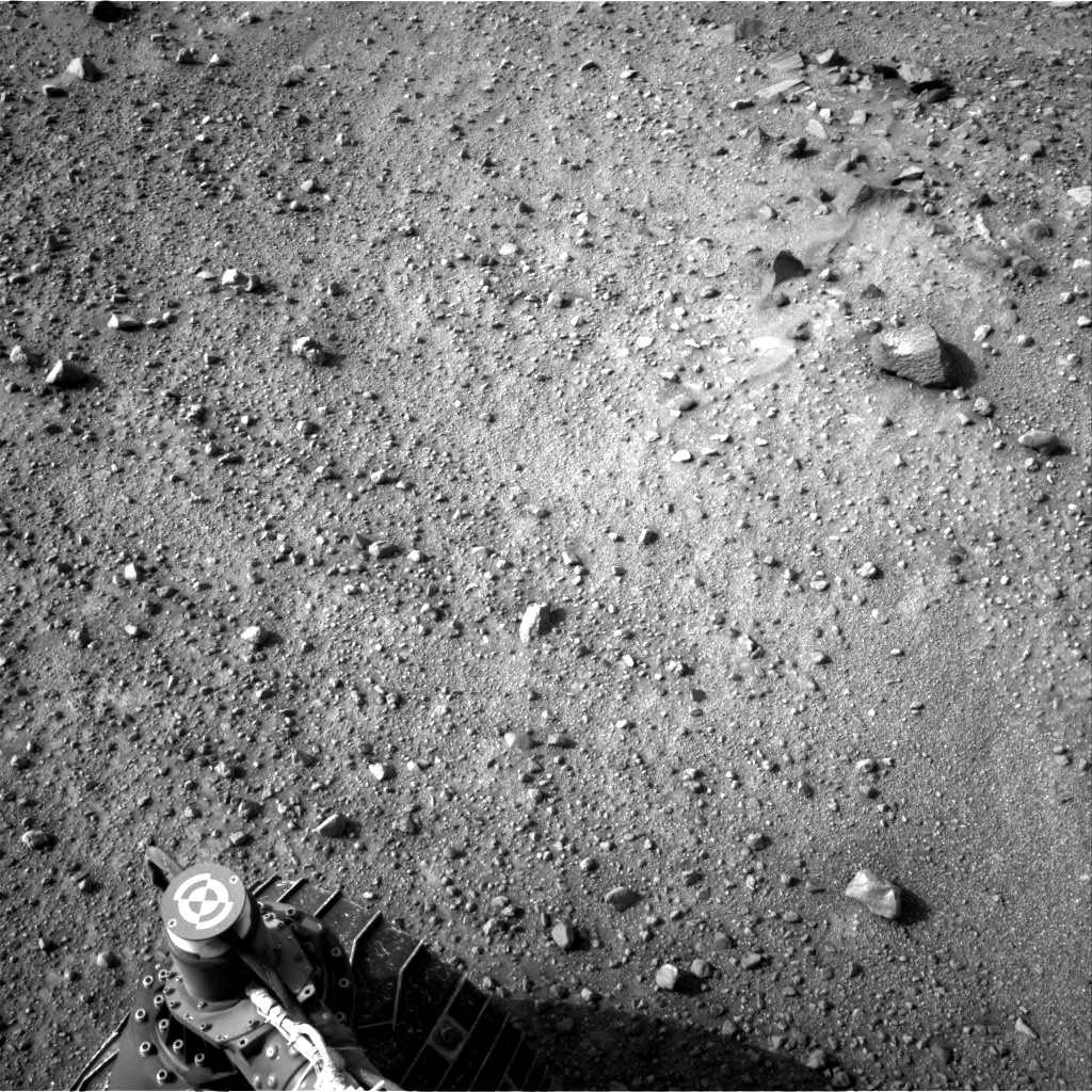 Nasa's Mars rover Curiosity acquired this image using its Right Navigation Camera on Sol 964, at drive 0, site number 47