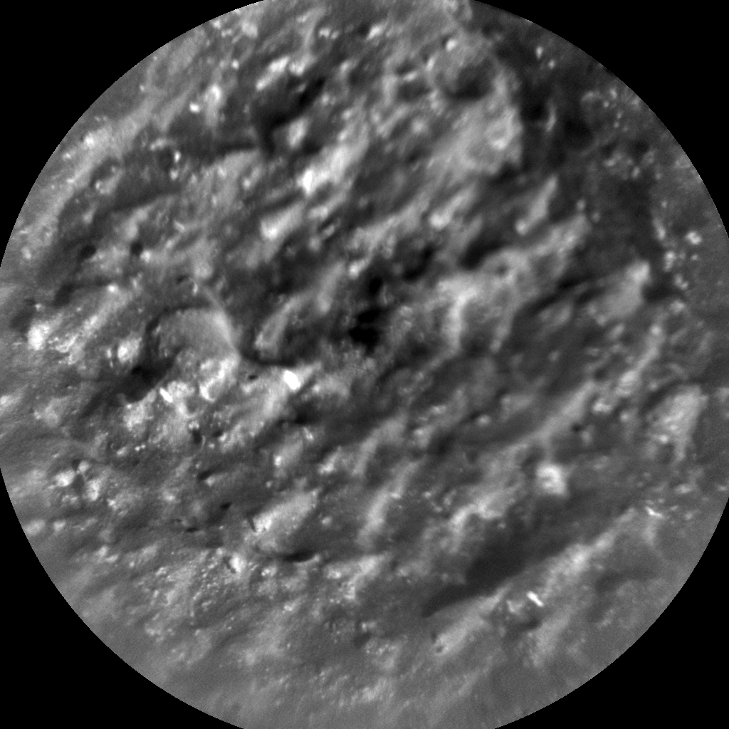 Nasa's Mars rover Curiosity acquired this image using its Chemistry & Camera (ChemCam) on Sol 966, at drive 0, site number 47