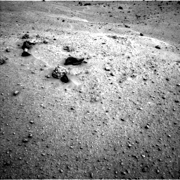 Nasa's Mars rover Curiosity acquired this image using its Left Navigation Camera on Sol 967, at drive 72, site number 47