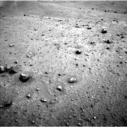 Nasa's Mars rover Curiosity acquired this image using its Left Navigation Camera on Sol 967, at drive 114, site number 47