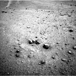 Nasa's Mars rover Curiosity acquired this image using its Left Navigation Camera on Sol 967, at drive 120, site number 47