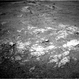 Nasa's Mars rover Curiosity acquired this image using its Left Navigation Camera on Sol 967, at drive 240, site number 47