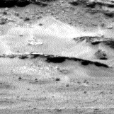 Nasa's Mars rover Curiosity acquired this image using its Left Navigation Camera on Sol 967, at drive 288, site number 47