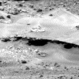 Nasa's Mars rover Curiosity acquired this image using its Left Navigation Camera on Sol 967, at drive 360, site number 47
