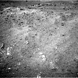 Nasa's Mars rover Curiosity acquired this image using its Left Navigation Camera on Sol 967, at drive 414, site number 47